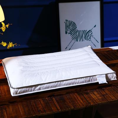 原创全棉荞麦两用保健枕芯安睡护颈枕头多功能低枕 新款全棉荞麦两用枕