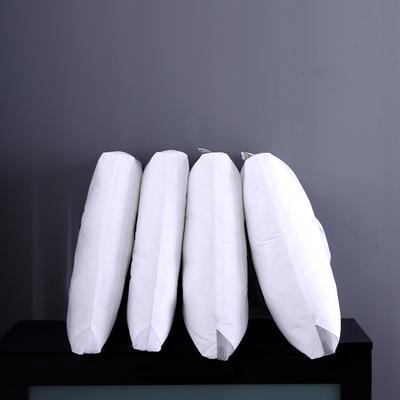 全棉水洗荞麦壳定型枕芯舒适护颈枕可水洗枕机洗单人枕头 全棉水洗定型基本款
