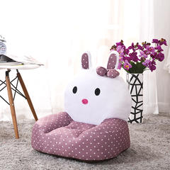 凯芙兰家纺  儿童沙发坐垫 蒙奇奇MOMO兔45*48+20