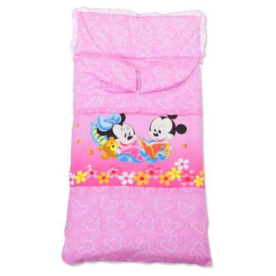 全棉防踢被丝绵芯棉花芯双胆套装免费代理 S光套子 粉色宝宝