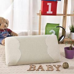 彩棉婴儿记忆枕(打孔枕) 儿童枕头