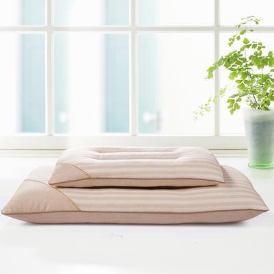 彩棉子母枕(决明子+珍珠棉)防翻滚设计 招代理 其它 棕色小号28*50cm(儿童款)