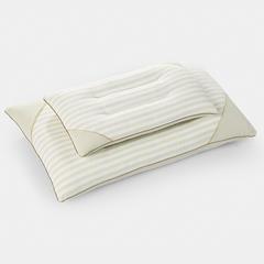 凯芙兰家纺  彩棉亲子枕(默认简包装) 绿色小号28*50cm(儿童款)