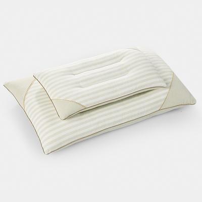 彩棉子母枕(决明子+珍珠棉)防翻滚设计 招代理 其它 绿色小号28*50cm(儿童款)