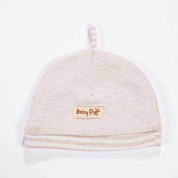彩棉西瓜胎帽婴童帽子新生儿纯棉卡通胎帽 免费代理可混批