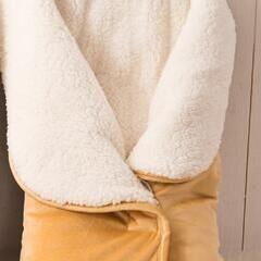 羊羔绒抱被 彩棉抱被 彩棉包被 招代理 80*80 100*100   500起批大货 其它 彩棉-绿条纹100*100cm
