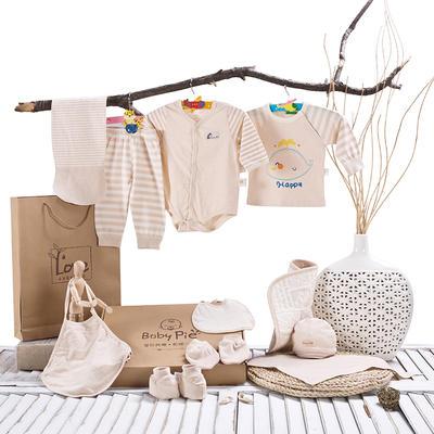 十全十美新生儿礼盒 10件套   新品 59号 统一颜色