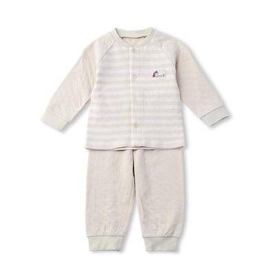 经典款 婴儿防水透气可洗护肚空气层隔尿裤 招代理 100# 绿色提花