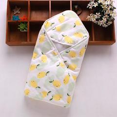 新生儿包被纯棉初生婴儿抱被春秋冬抱毯夏季薄款被子宝宝用品 其它 柠檬