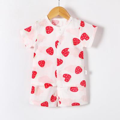 2019新款短袖套装 73# 草莓