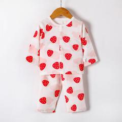 2019新款长袖套装 73# 草莓