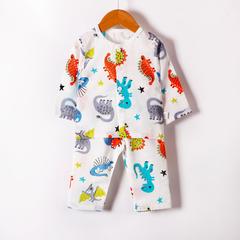 2019新款长袖套装 73# 六彩恐龙
