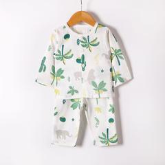 2019新款长袖套装 73# 椰树