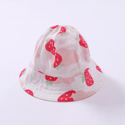 2019新款遮阳帽 S-43cm 草莓