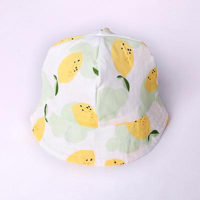 2019新款遮阳帽 M-48cm 柠檬