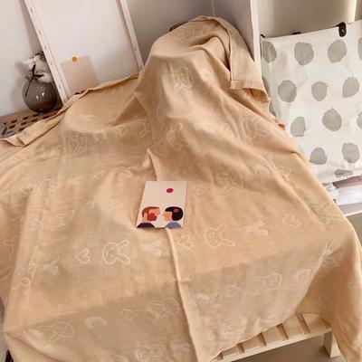 2019新款-彩棉本色浴巾(110*110cm) 彩棉本色浴巾110*110