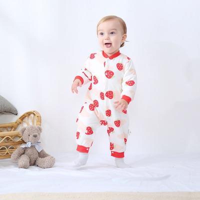 2020新款杜邦玉米棉连体衣 59码 小草莓