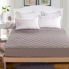 金贝壳纯棉床笠夹棉床罩加厚全棉席梦思床垫保护防滑套1.5棕垫1.8 1.0mx1.95m床 04