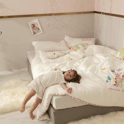 2020新款儿童刺绣A类抑菌被10款-艾丽丝公主 200X230cm冬被7斤 艾丽丝公主
