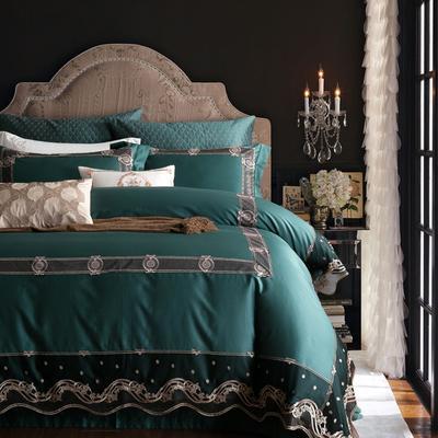 80支贡缎长绒棉秋冬款式多件套-Raphael拉斐庄园 标准1.5m-1.8m床 Raphael拉斐庄园