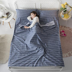 米束家纺   2018新品睡袋(200*200cm) 休闲时光