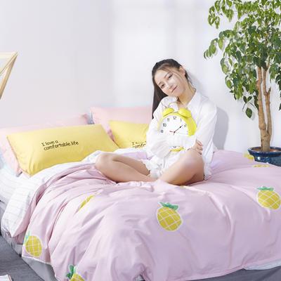 朵希曼2018新品丛林风系列全 1.2m(4英尺)床 1801150035甜蜜菠萝