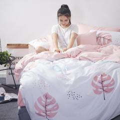 朵希曼2018新品丛林风系列全 1.2m(4英尺)床 1801160047粉色情怀