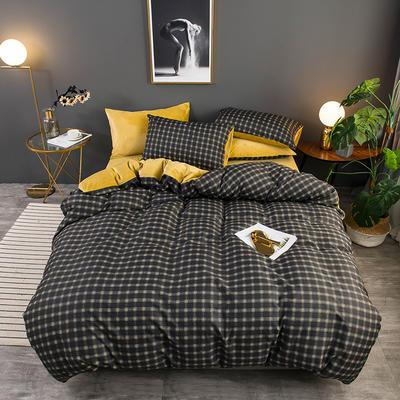 2019新款全棉加水晶绒系列单床单 240cmx250cm 定格