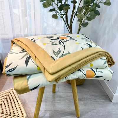 2020新款全棉夏被四件套夏被单品系列 床单180*230cm 芒种