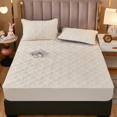 2021新款羊羔绒床笠系列 0.9*2.0m单床笠 米色